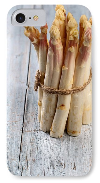 Asparagus IPhone Case by Nailia Schwarz