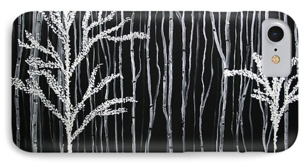 Aspen Forest IPhone Case by Dolores  Deal