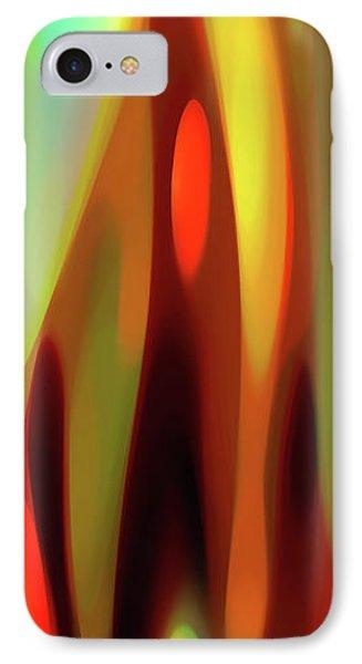 Aspiring Light Panoramic Vertical IPhone Case by Amy Vangsgard