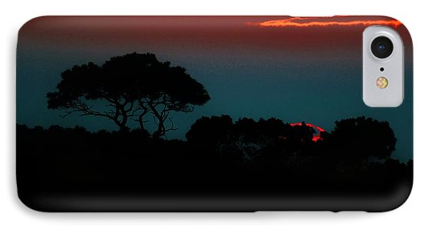 Assateague Dusk IPhone Case