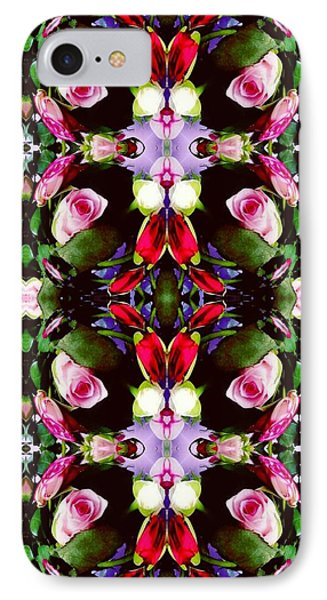 Assortment Of Flower  IPhone Case