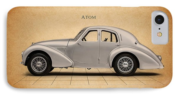 Aston Martin Atom IPhone Case by Mark Rogan