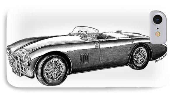 Aston Martin Db-5 Phone Case by Peter Piatt