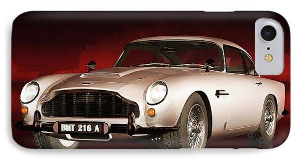 Aston Martin Db5 IPhone Case