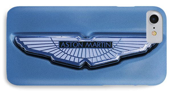 Aston Martin IPhone Case by Scott Carruthers