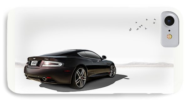 Aston Martin Virage IPhone Case by Douglas Pittman