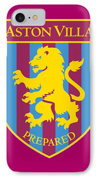 aston villa phone case iphone 7