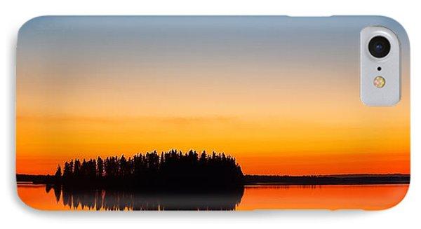 Astotin Sunset IPhone Case by Ian MacDonald