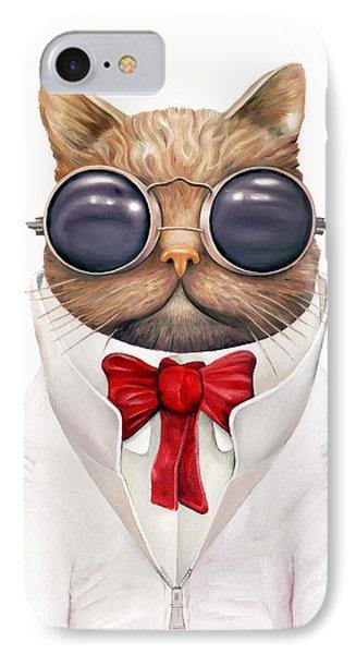 Astro Cat IPhone 7 Case by Animal Crew