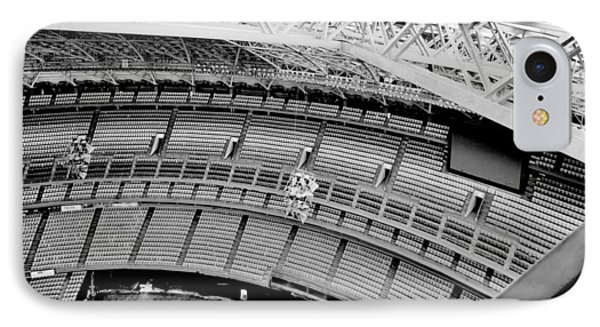 IPhone Case featuring the photograph Astrodome 10 by Benjamin Yeager