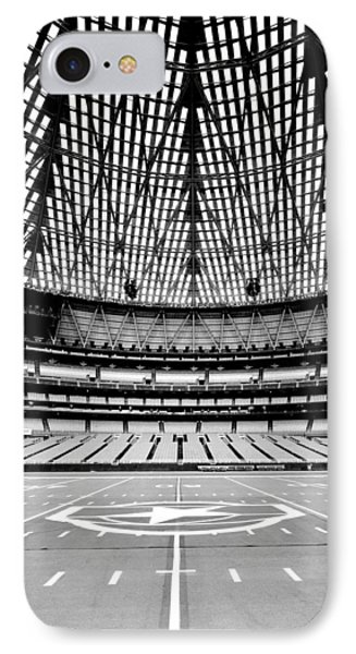 IPhone Case featuring the photograph Astrodome 7 by Benjamin Yeager