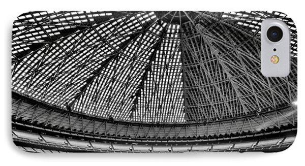 IPhone Case featuring the photograph Astrodome 8 by Benjamin Yeager