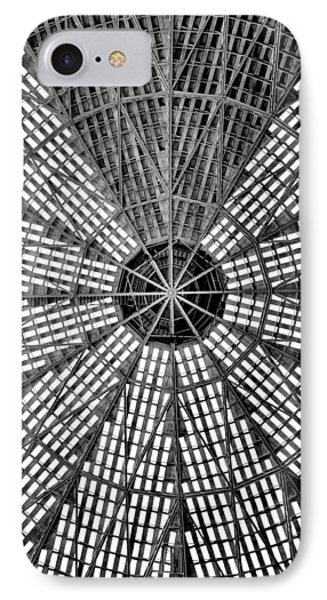 IPhone Case featuring the photograph Astrodome 9 by Benjamin Yeager