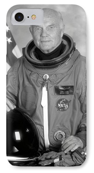 Astronaut John Glenn IPhone 7 Case by War Is Hell Store