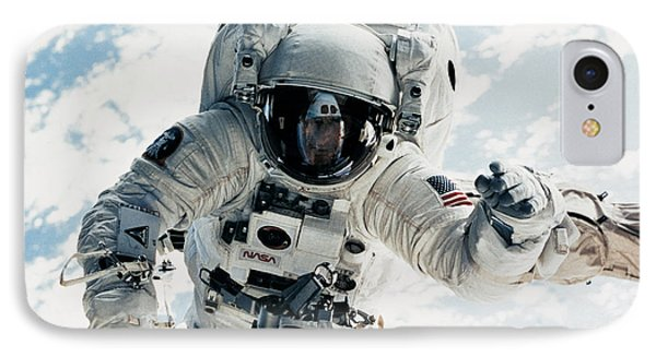 Astronaut IPhone Case by Nasa