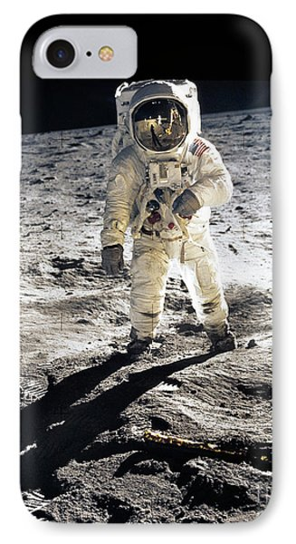 Astronaut Phone Case by Photo Researchers