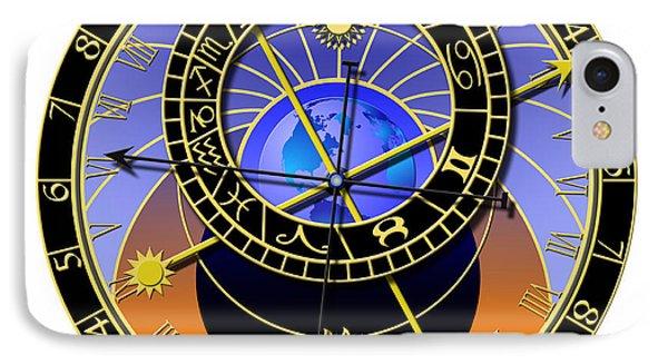Astronomical Clock Phone Case by Michal Boubin
