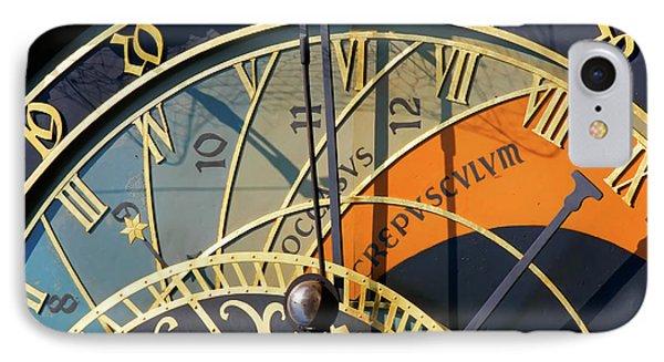 Astronomical Clock Prague IPhone Case by KG Thienemann