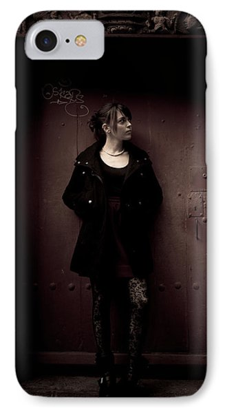 At 20 Fashion Street  IPhone Case by Loriental Photography