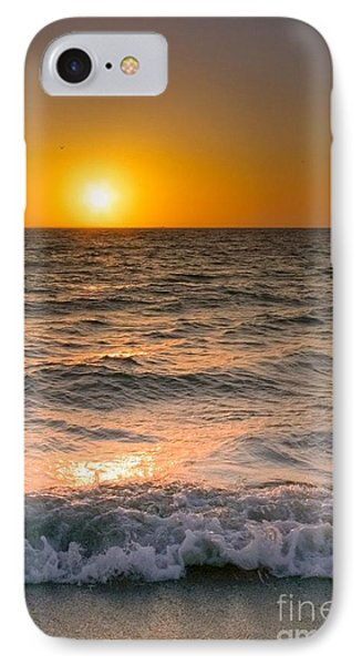At Days End IPhone Case