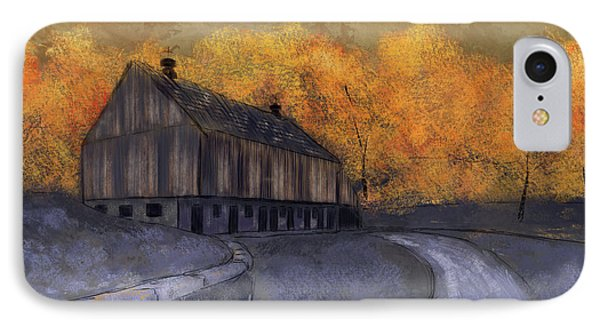 At Just Dawn IPhone Case by Lois Bryan