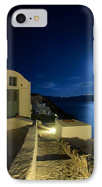 IPhone Case featuring the photograph At Midnight by Aiolos Greek Collections