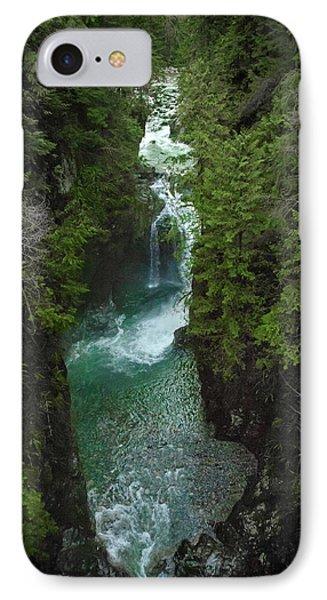 Wonderful Waterfall IPhone Case