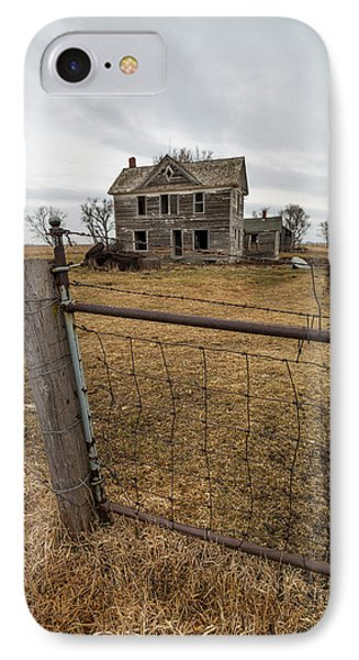 IPhone Case featuring the photograph At The Gate  by Aaron J Groen