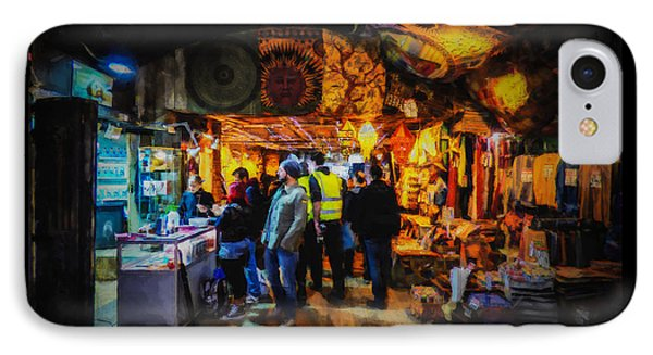 At The Grand Bazaar IPhone Case by Steve Taylor