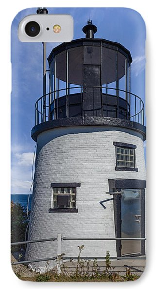 At The Top IPhone Case by Capt Gerry Hare