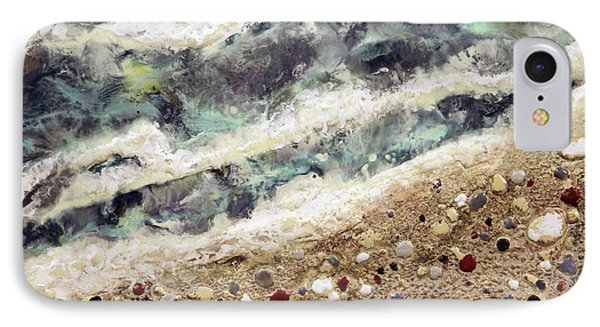 At Water's Edge IPhone Case by Laurie Tietjen