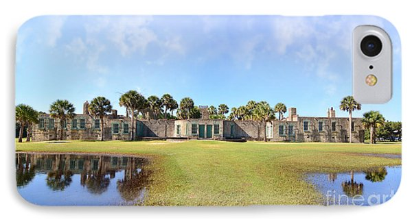 Atalaya Castle At Huntington IPhone Case