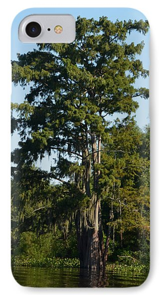 Atchafalaya Basin 11 IPhone Case by Maggy Marsh