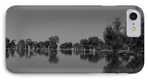 Atchafalaya Basin 15 IPhone Case by Maggy Marsh