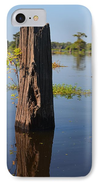 Atchafalaya Basin 22 IPhone Case by Maggy Marsh