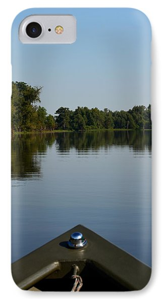 Atchafalaya Basin 6 IPhone Case by Maggy Marsh
