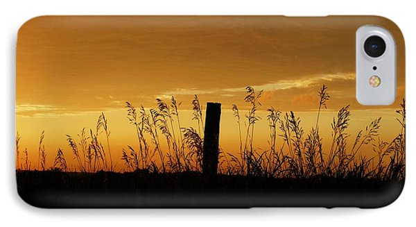 Atchison Sunset Phone Case by Dustin Soph