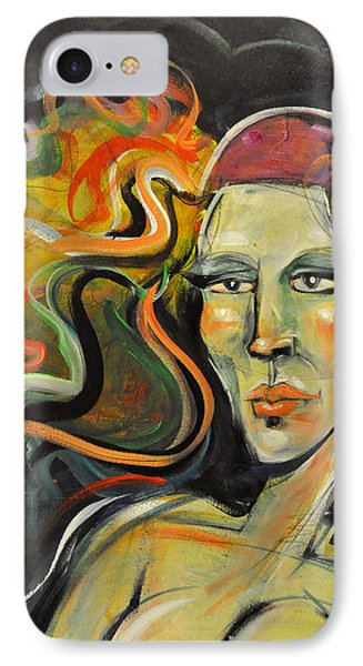 Athena Daughter Of Zeus Phone Case by Tim Nyberg