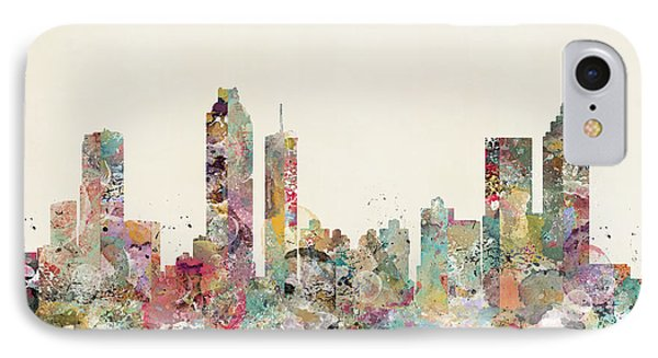 Atlanta City IPhone Case