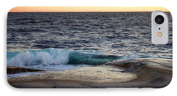 Atlantic Ocean, Nova Scotia IPhone Case by Heather Vopni