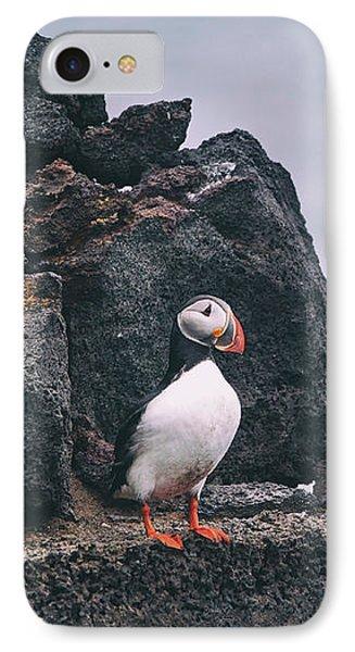 Atlantic Puffin IPhone 7 Case
