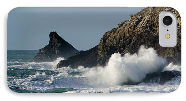 Atlantic Splash Phone Case by Steev Stamford