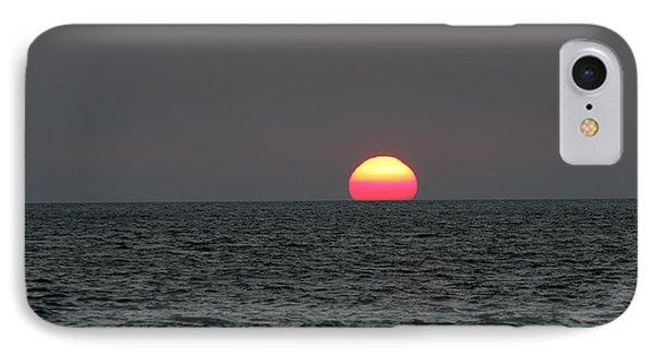 Atlantic Sunrise IPhone Case by Allan Levin