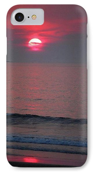 IPhone Case featuring the photograph Atlantic Sunrise by Sumoflam Photography