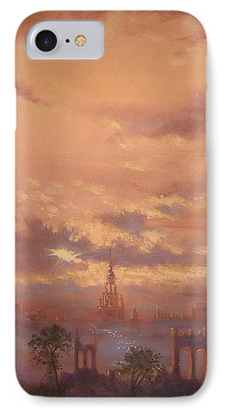 Atlantis Faded Glory IPhone Case by Tom Shropshire