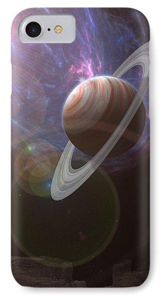 Atlas IPhone Case