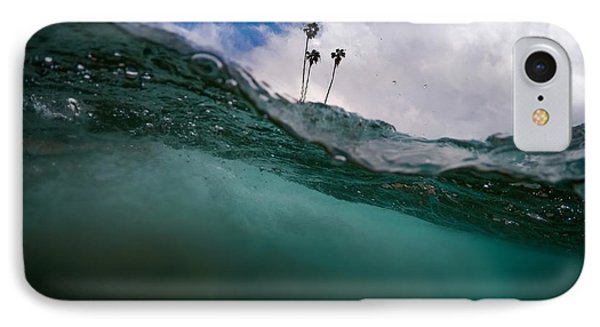 Atmospheric Pressure IPhone Case by Sean Foster