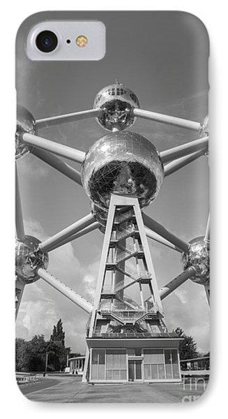 Atomium IPhone Case by Juli Scalzi