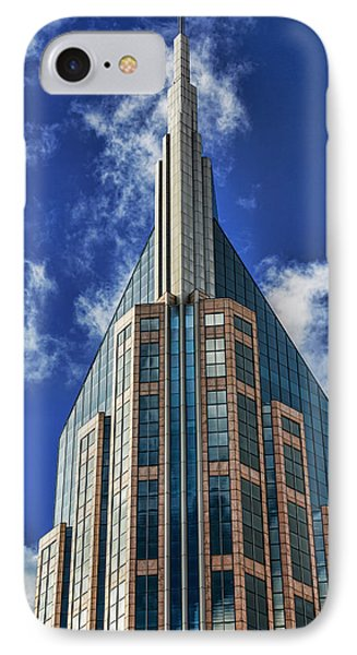 IPhone Case featuring the photograph Att Nashville by Stephen Stookey