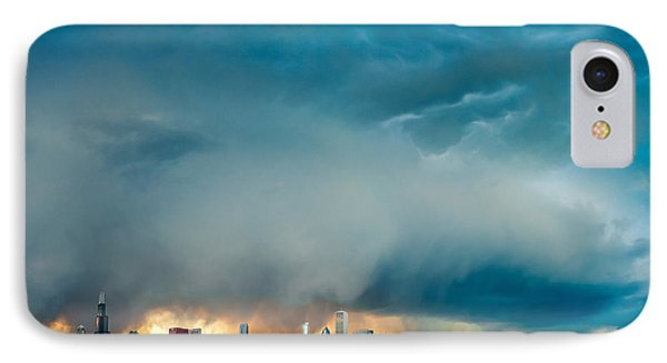 Attention Seeking Clouds IPhone Case by Cory Dewald